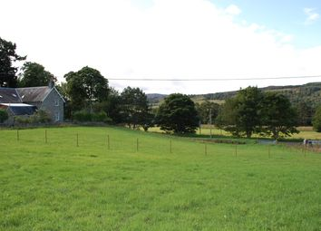 Thumbnail Land for sale in Kirkmichael, Blairgowrie