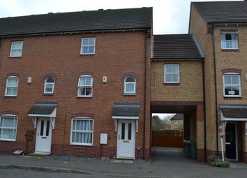 Thumbnail 3 bed link-detached house to rent in Hercules Drive, Newark, Notts