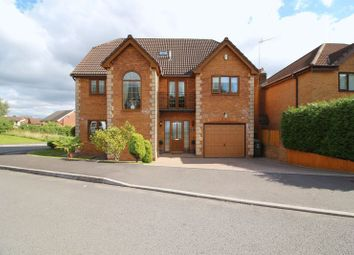 Thumbnail 5 bed detached house for sale in St. Andrews Drive, Pontllanfraith, Blackwood
