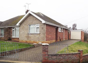 Thumbnail 3 bed bungalow to rent in St. Edmunds Road, Acle, Norwich