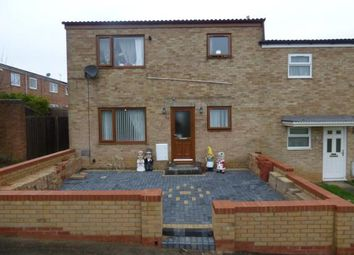 Thumbnail 3 bedroom end terrace house for sale in Tresham Green, Ryehill, Northampton, Northamptonshire