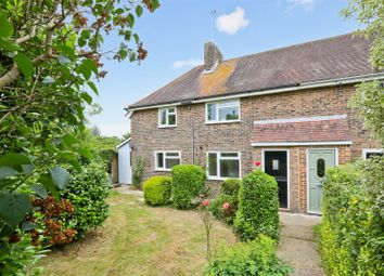 Thumbnail 3 bed semi-detached house to rent in Station Road, North Chailey, Lewes