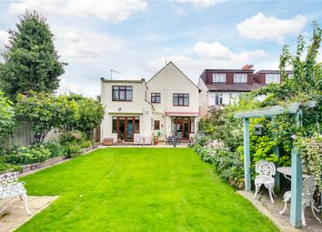 Thumbnail 4 bed detached house for sale in Elm Road, East Sheen, London