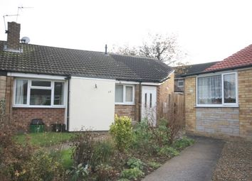 Thumbnail 2 bed semi-detached bungalow to rent in Beech Avenue, Bishopthorpe, York