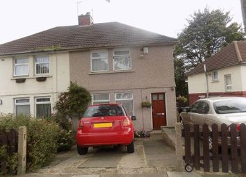 Thumbnail 2 bed semi-detached house for sale in Roundwood Avenue, Bradford