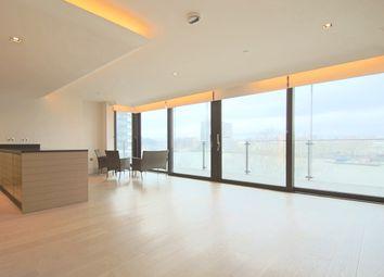 Thumbnail 2 bed flat to rent in Albert Embankment, Merano Residences, Nine Elms, London
