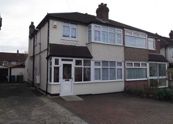 Thumbnail 1 bed flat to rent in Streatfield Road, Harrow