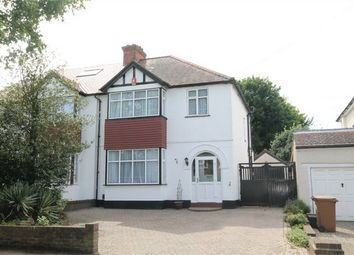Thumbnail 3 bed semi-detached house for sale in Pine Ridge, Carshalton, Surrey