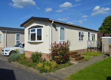 Thumbnail 1 bed mobile/park home for sale in Holway House Park, Station Road, Ilminster