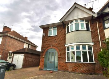 Thumbnail 3 bed semi-detached house to rent in Peters Drive, Humberstone, Leicester