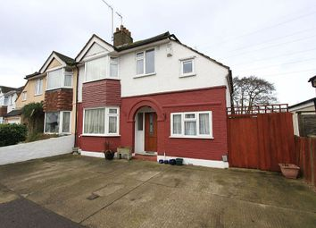 Thumbnail 3 bed semi-detached house for sale in Riverside Road, Watford, Hertfordshire