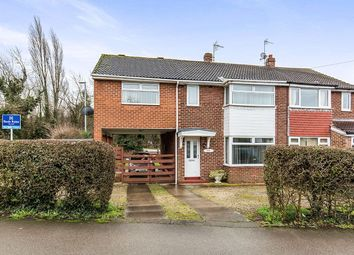 Thumbnail 4 bed semi-detached house for sale in Derwent Avenue, Garforth, Leeds
