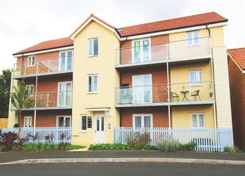 """Thumbnail 2 bedroom flat for sale in """"Corby Apartments"""" at Hill Barton Road, Pinhoe, Exeter"""