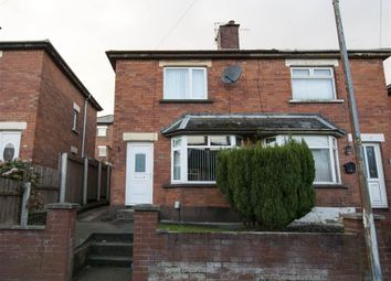Thumbnail 3 bedroom semi-detached house for sale in 29, Voltaire Gardens, Newtownabbey