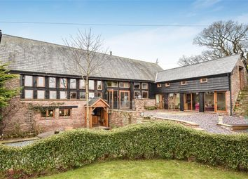Thumbnail 4 bed barn conversion for sale in No 1 Penyworlod Barn, Rowlestone, Hereford