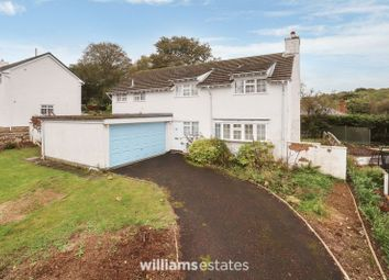 Thumbnail 4 bed detached house for sale in Cae'r Gog, Pantymwyn, Mold