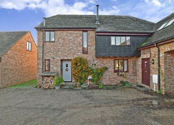 3 bed semi-detached house for sale in Brissenden Court, Bethersden, Ashford, Kent TN26