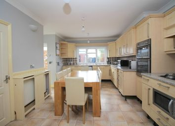Thumbnail 4 bed semi-detached house for sale in Edwards Road, Sprowston, Norwich