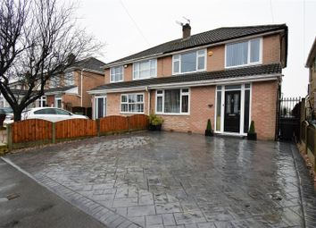 Thumbnail 3 bed semi-detached house for sale in Parkfield Avenue, Astley, Manchester