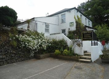 Thumbnail Hotel/guest house for sale in Harvest Home, Gulworthy, Tavistock, Devon