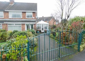 Thumbnail 3 bed property for sale in Henbury Drive, Woodley, Stockport