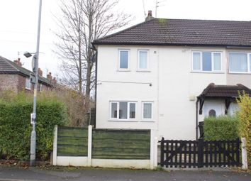 Thumbnail 3 bedroom semi-detached house for sale in Glenhurst Road, Manchester, Greater Manchester