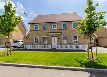 Thumbnail 5 bed detached house for sale in Beehive Lane, Hawkwell