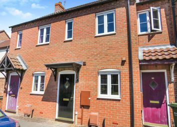 Thumbnail 2 bed terraced house for sale in The Square, Kirton, Boston