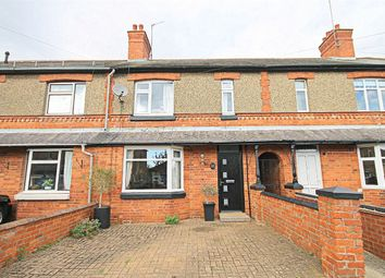 Thumbnail 2 bedroom terraced house for sale in Lesson Road, Brixworth, Northampton