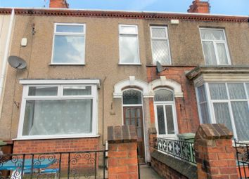 Thumbnail 3 bedroom terraced house for sale in Wellington Street, Grimsby
