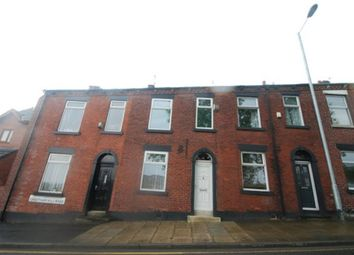 Thumbnail 2 bed terraced house to rent in Cheetham Hill Road, Stalybridge, Cheshire
