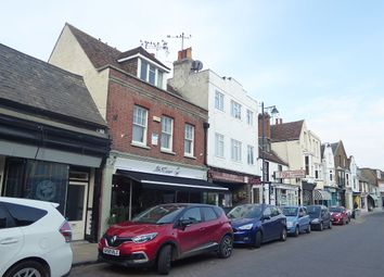 Thumbnail 2 bed maisonette to rent in Harbour Street, Whitstable