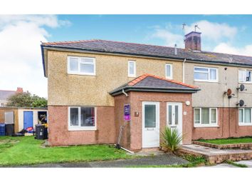 Thumbnail 2 bed flat for sale in Morrison Crescent, Holyhead