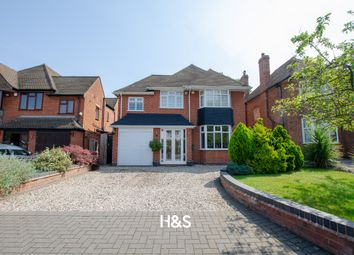 5 bed detached house for sale in Northbrook Road, Shirley, Solihull B90