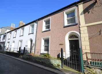 Thumbnail 4 bed terraced house for sale in Higher Market Street, Looe, Cornwall