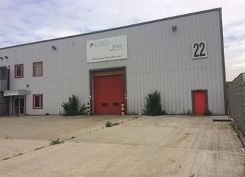 Thumbnail Light industrial to let in Gemini Business Park, Unit 22, Hornet Way, Beckton, Greater London