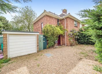 Thumbnail 3 bedroom semi-detached house for sale in Peckover Road, Norwich