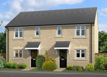 "Thumbnail 2 bedroom terraced house for sale in ""The Hadleigh"" at Crosland Road, Huddersfield"