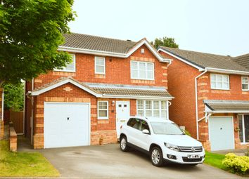 Thumbnail 4 bed detached house for sale in Toll House Mead, Mosborough, Sheffield