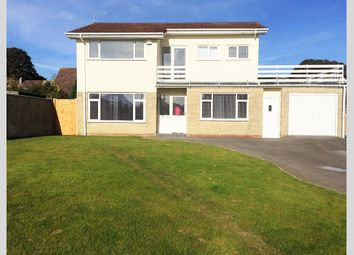 Thumbnail 3 bed detached house to rent in South Western Crescent, Parkstone, Poole
