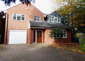 Thumbnail 4 bed detached house to rent in Shelsley Drive, Moseley, Birmingham
