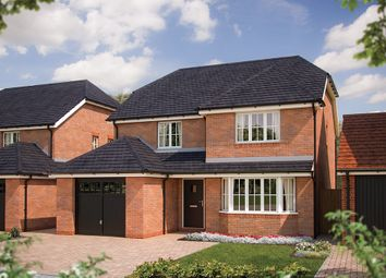 "Thumbnail 4 bed detached house for sale in ""The Haddon"" at Holden Close, Biddenham, Bedford"