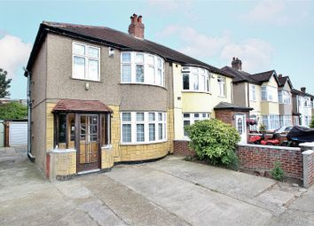Thumbnail 3 bed semi-detached house to rent in Chestnut Grove, Isleworth