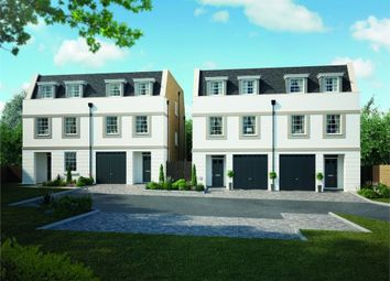 Thumbnail 4 bed town house for sale in Maple Grove, Ridgemount Gardens, Enfield, Greater London
