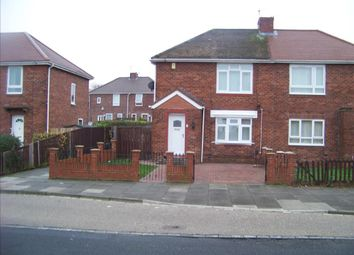 Thumbnail 2 bed semi-detached house to rent in Manor Gardens, Wardley, Gateshead
