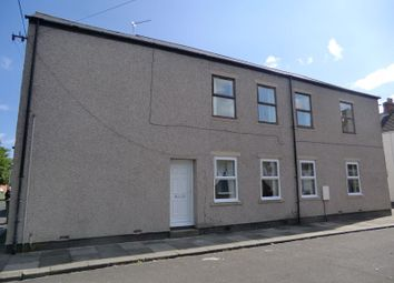Thumbnail 2 bedroom flat for sale in Hall Terrace, Blyth