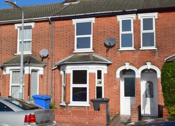 Thumbnail 3 bed terraced house for sale in Kitchener Road, Ipswich