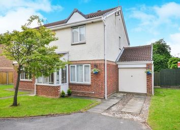 Thumbnail 3 bedroom semi-detached house for sale in Gleneagles Drive, Kirkby-In-Ashfield, Nottinghamshire, Notts