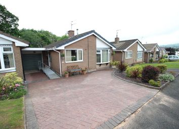 Thumbnail 2 bed detached bungalow for sale in Weaver Close, Biddulph, Staffordshire