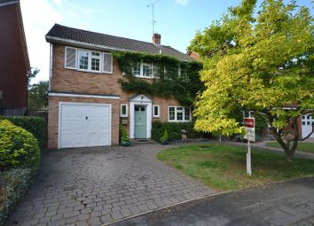 Thumbnail 4 bed detached house for sale in Firlands, St. Georges Hill, Weybridge
